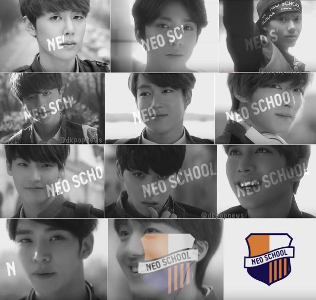 FNC Entertainment revela primeiro  vídeo prévia para seu próximo grupo masculino