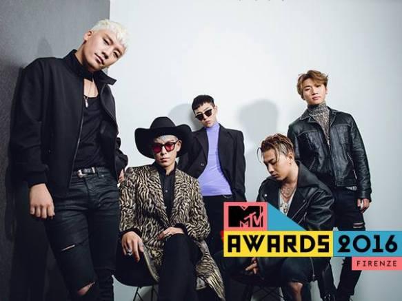 BIGBANG MTV 2016